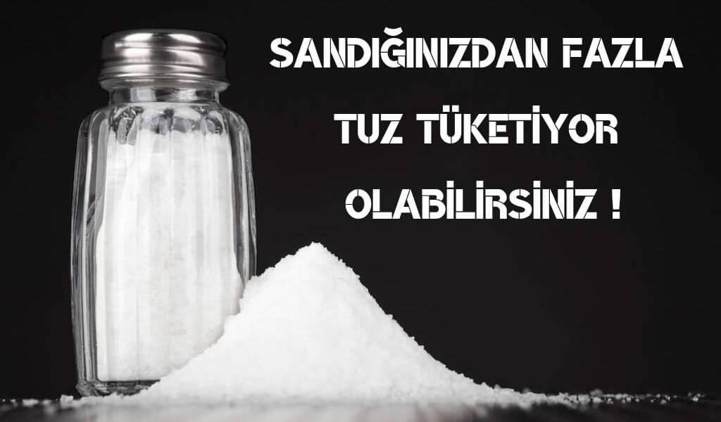 Tuz Tüketimi   Prof. Dr. Hakan Gerçekoğlu